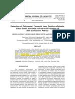 Agarwal Et Al. 2012. Extract_antiox of Embelica, Citrus EOs