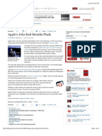 NEWS Apple's Jobs Bad-Mouths Flash PCWorld