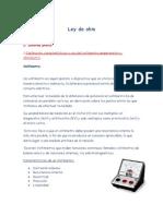 LEY DE OHM informe previo.docx