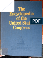 Legislative Reorganization Acts 1946 & 1970 - David King 1995 - Encylopedia of US Congress