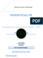 Diverticulite Pronto