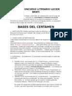 Bases i Concurso Literario Lucien Briet (1)