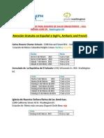 Jornadas de Registro en Espanol 2do Periodo Feb 2015 (B)