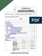 Pro-mib-740-01 Politicas y Del Sistema de Seg. de Informacion