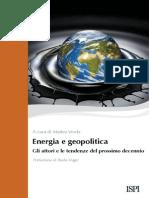 Ispi - Energia e Geopolitica