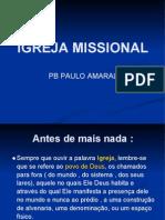 Igreja Missional - Apresentações Google