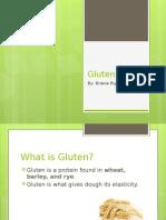 gluten-free inservice