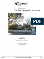 5475 Temple City Blvd