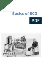 Basics of ECG