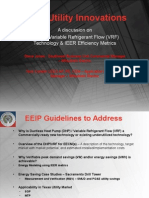 3 Mitsubishi Electric-VRF Technology-PUCT EEIP 1-2012