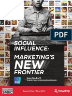 Social Influence Research Paper - 2014