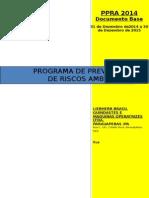 PPRA 2014 -- PARAUAPEBAS (2014-2015)