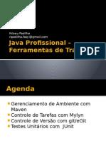 Java Profissional – Ferramentas de Trabalho