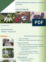 Qué Plantar y Dónde - Ricardo Peña Miranda