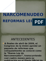 NARCOMENUDEO