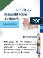 TX Fisioterapeutico Espina Bifida