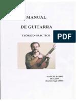 Manual de Guitarra 1