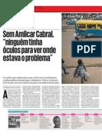 """Guiné Bissau Sem Amílcar Cabral, """"Ninguém Tinha Óculos Para Ver Onde Estava o Problema"""