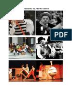 6 Escenas Del Teatro Cómico