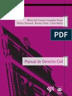 Manual de Derecho Civil - Maria Del Carmen Gonzalez Piano