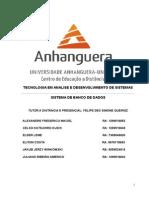 ATPS - Sistema de Banco de Dados
