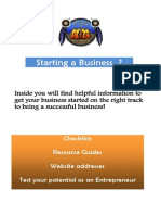 Aztec's New Business Startup Guide