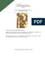 Planfificacion I,II,III,IV. KICH 2015