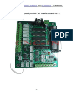 6 Axis Interface Board