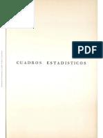 Cuarta Parte - Cuadros Estadísticos 1936 -1937