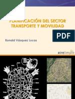 Planificacion del transporte