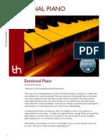 Tonehammer Emotional Piano Readme
