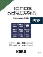Kronos Param Guide e6