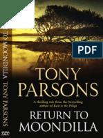 Tony Parsons - Return to Moondilla (Extract)