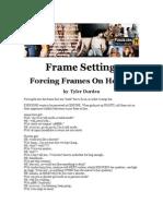 Tyler Durden - Frame Setting Forcing Frames on Hotties Cd2 Id119500574 Size87