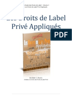 Le Guide Des Droits de Label