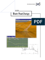 12d Model Course Notes - Basic Road Design.pdf