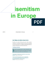 Antisemitism in Europe 2014