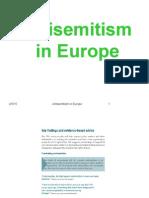 Antisemitism in Europe 2014