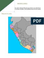 Region Costa Perú