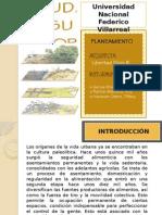 Ciudad , urbanismo y planeamiento