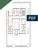 Plan de masse villa