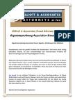 Elliott & Associates Fraud Attorney Review