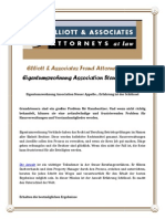 Elliott & Associates Fraud Attorney Review