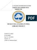 Sickle Cell Anaemia