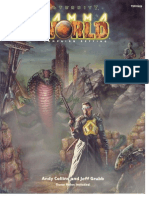 Gamma World - Campaign Setting for Alternity