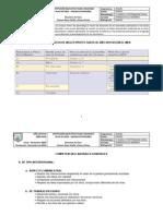 Plan de Área de Inglés 2009-2010