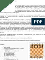 Apertura (Ajedrez) - Wikipedia, La Enciclopedia Libre