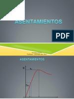 Fundaciones I (Asientos)