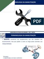 Terminologia_Mantenedor