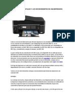 Cuales Son Las Ventajas y Los Inconvenientes de Una Impresora Wifi